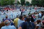 Plazaren argazkia San Juan egunean